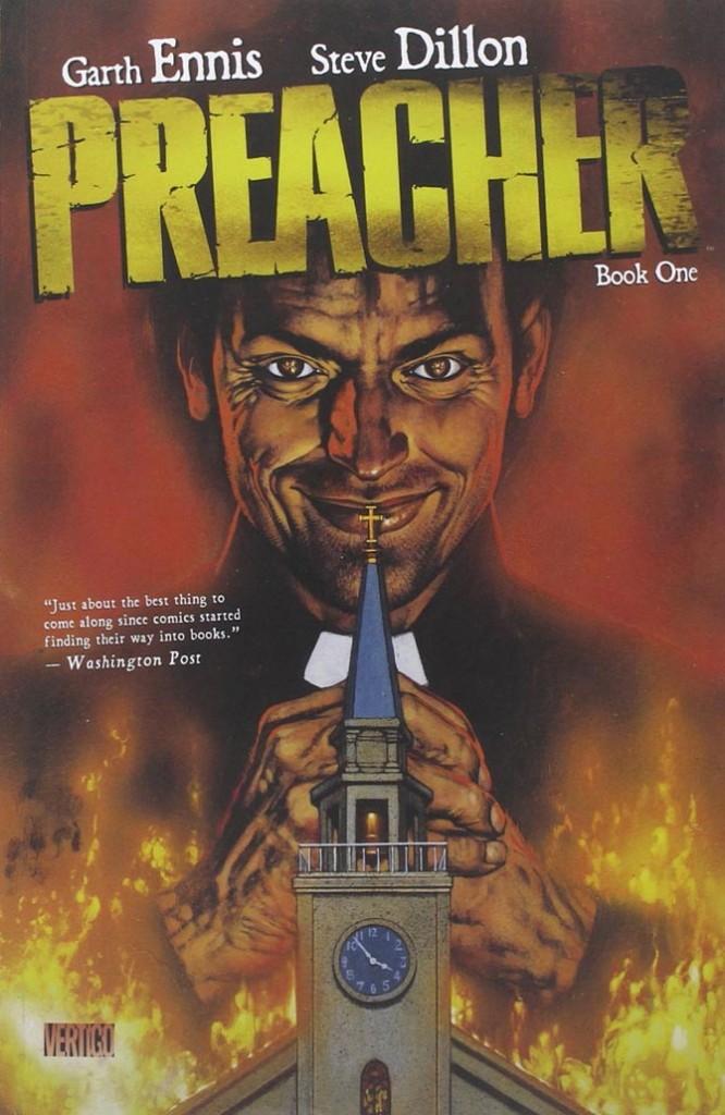 preacher vertigo fumetti