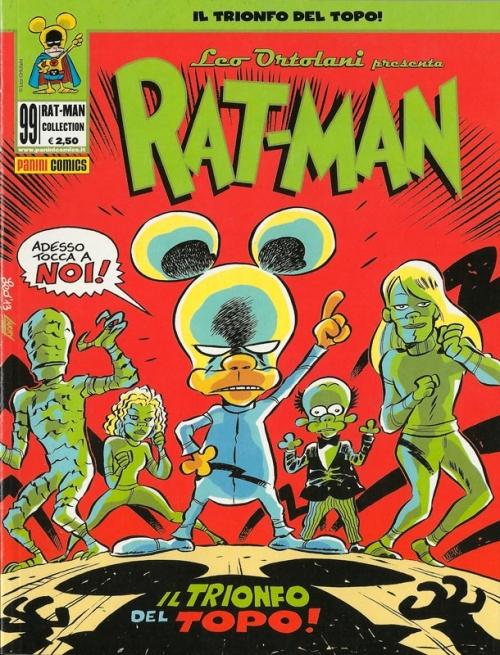 rat-man migliori serie fumetti 2013