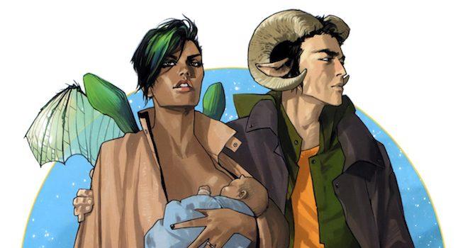 Saga Compendium fumetto