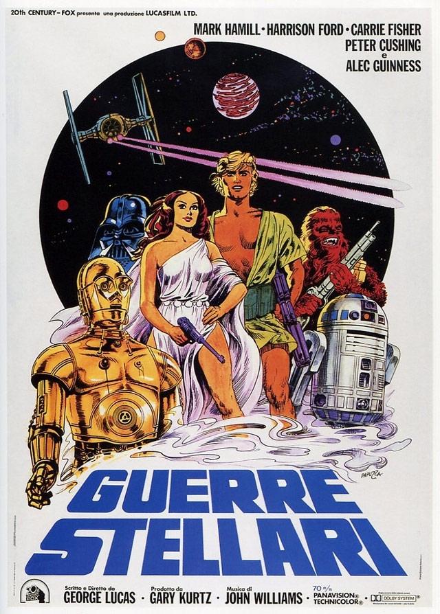 locandine Star Wars