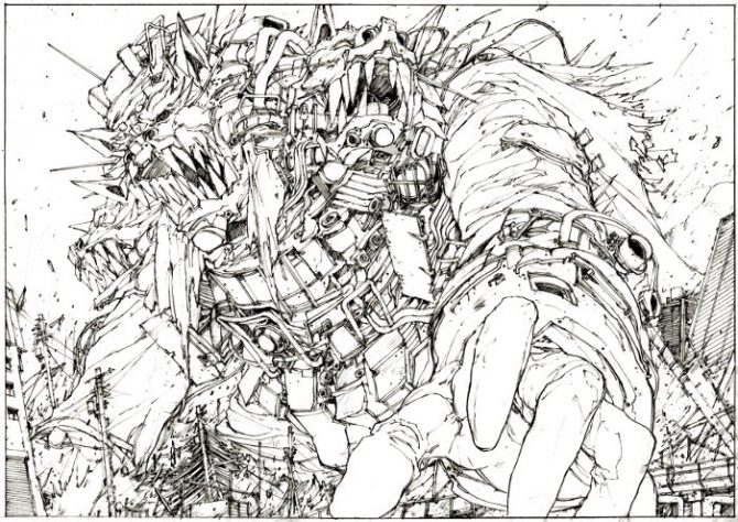 daisuke tajima mecha design