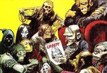 jack davis creepy zombie