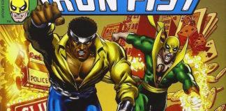 power man iron fist omnibus panini marvel