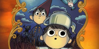 Over the garden wall fumetto