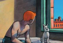 tintin edward hopper