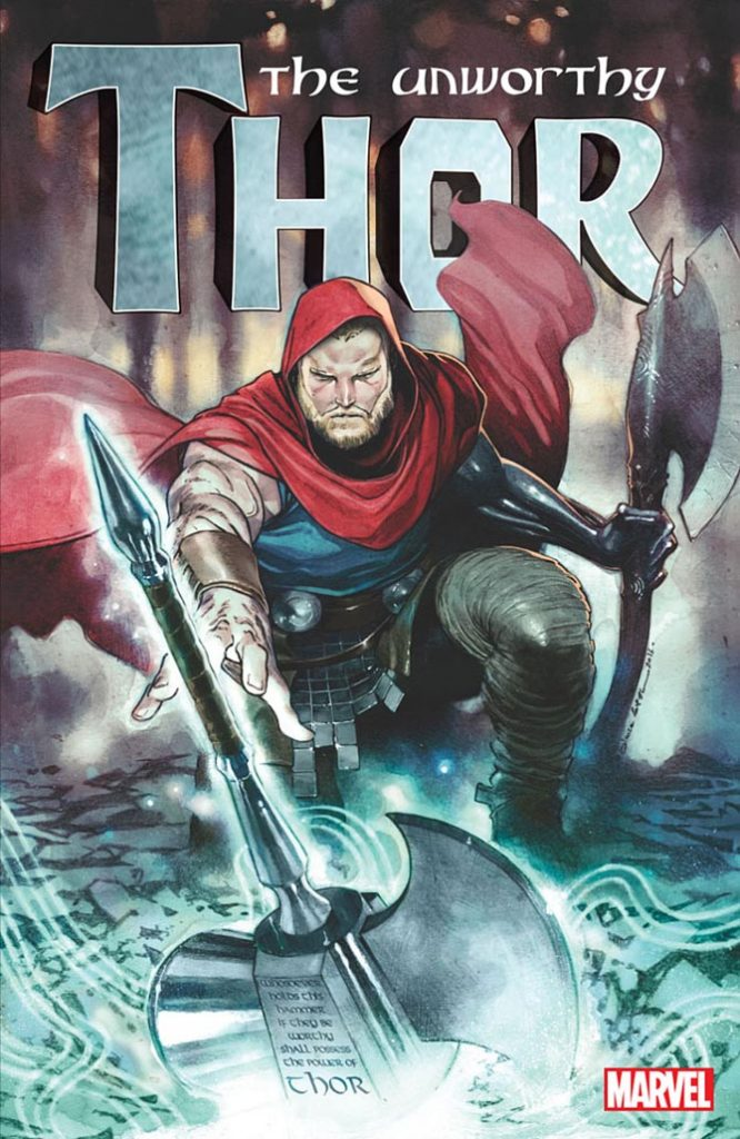 unworthy thor avengers endgame fumetti