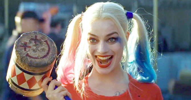 harley quinn suicide squad 2 cast