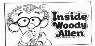 woody allen fumetti