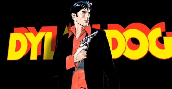 dylan dog serie tv fumetto bonelli