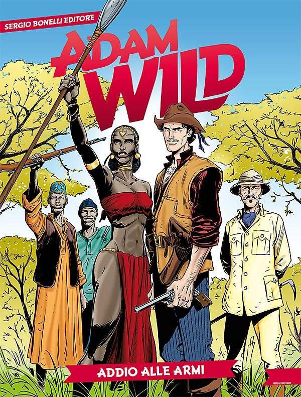 L'ultimo numero di Adam Wild - Fumettologica