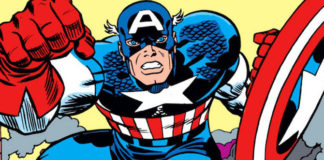 capitan america jack kirby