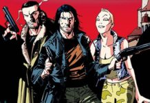 dampyr lucca comics 2018 magazine