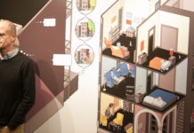 Chris Ware Palazzo Memoria Mostra Bologna