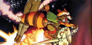 In occasione dell'uscita nelle sale del film Guardiani della Galassia vol. 2, Panini Comics pubblicherà Guardiani della Galassia Serie Oro