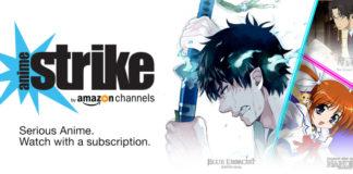 amazon anime strike