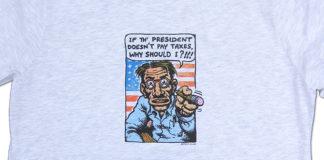 crumb trump magliette