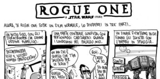 star wars rogue one zerocalcare