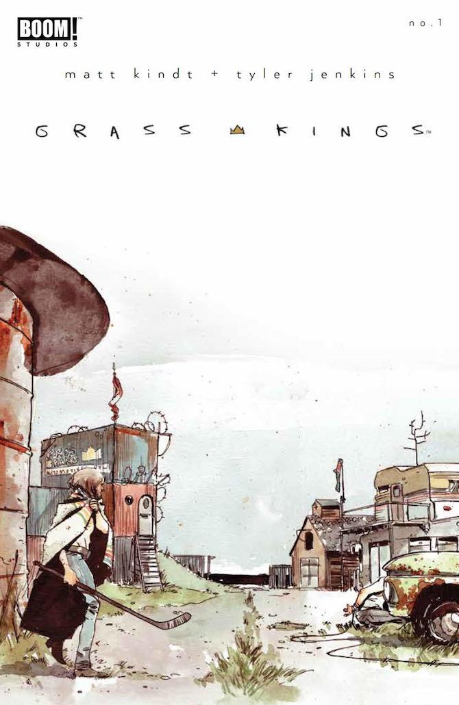 grass kings Matt Kindt