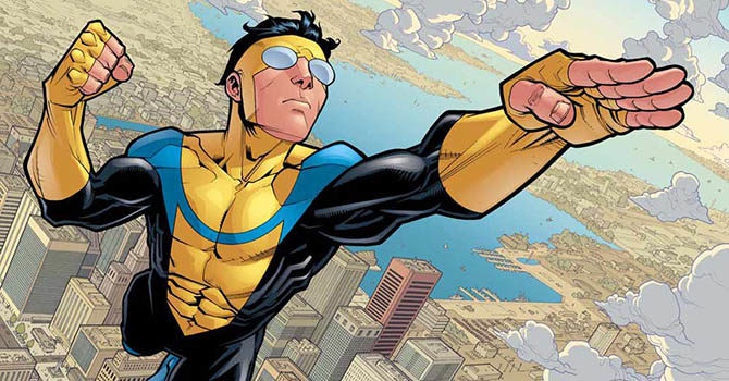 invincible ryan ottley romics