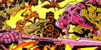 new gods jack kirby