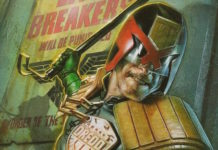 judge dredd serie tv