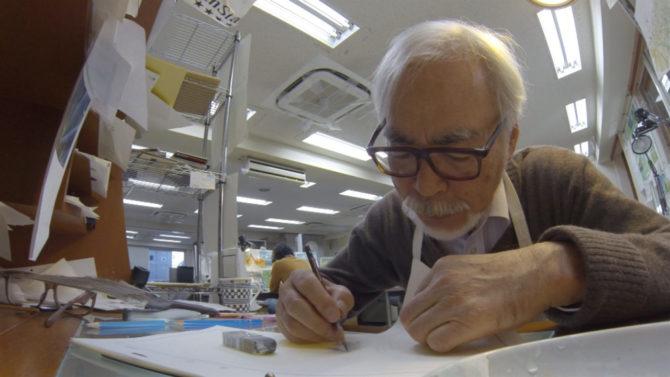 hayao miyazaki nuovo film