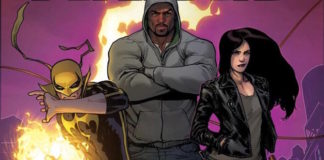 defenders marvel bendis