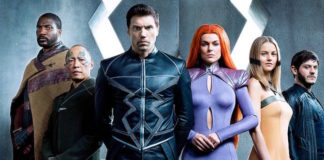 Inhumans trailer
