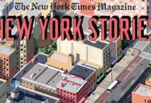 new york times magazine fumetti