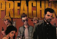 preacher edicola