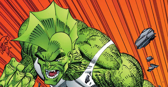 savage dragon cosmo