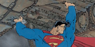 frank miller superman year one