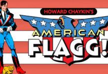 editoriale cosmo american flagg
