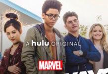 marvel Runaways Trailer hulu