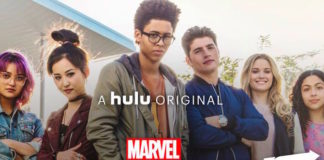 marvel Runaways Trailer hulu