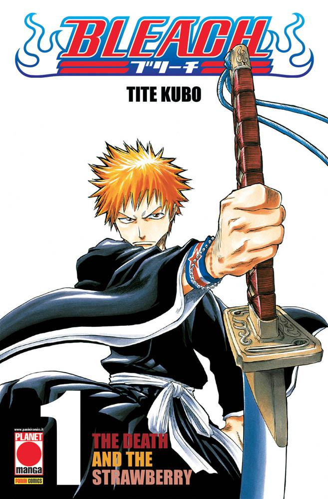 tite kubo bleach manga fumetti 2001