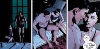 catwoman batman matrimonio