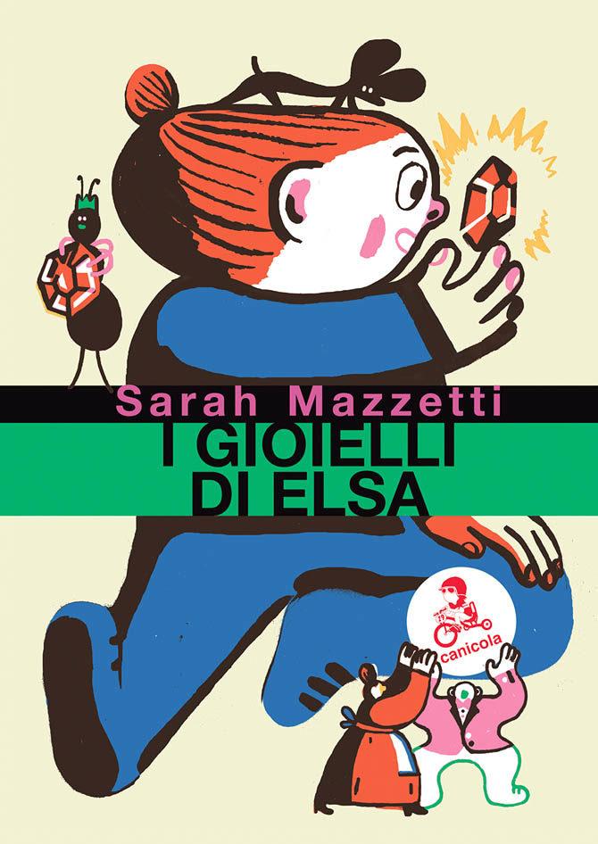 Paolo Cattaneo fumetti I gioielli di Elsa Sarah Mazzetti