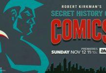teaser robert kirkman secret history comics