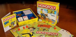 monopoly tex bonelli lucca comics