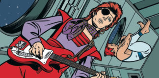 mike allred bowie