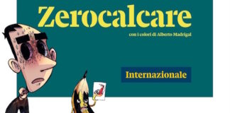 calendario zerocalcare internazionale