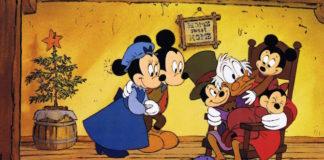 canto natale topolino