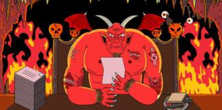 caro satana dear satana anomaly