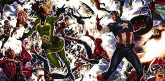 avengers no surrender marvel comics fumetto recensione