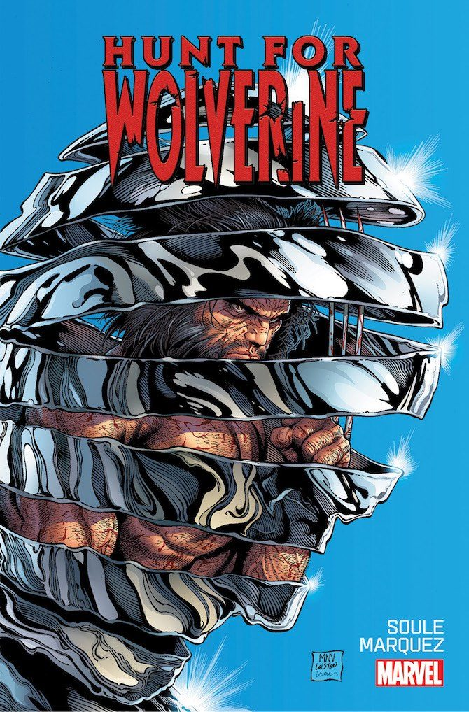 Hunt For Wolverine fumetti wolverine