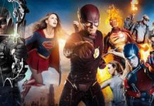 arrowverse ordine serie tv