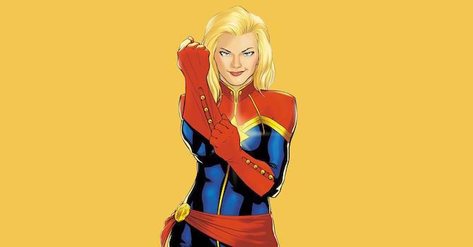 brie larson captain marvel costume
