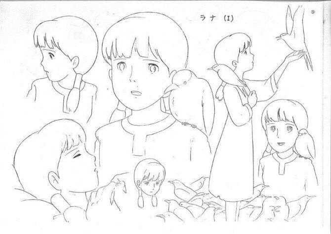 conan ragazzo del futuro miyazaki