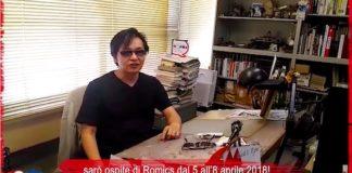 hojo romics 2018